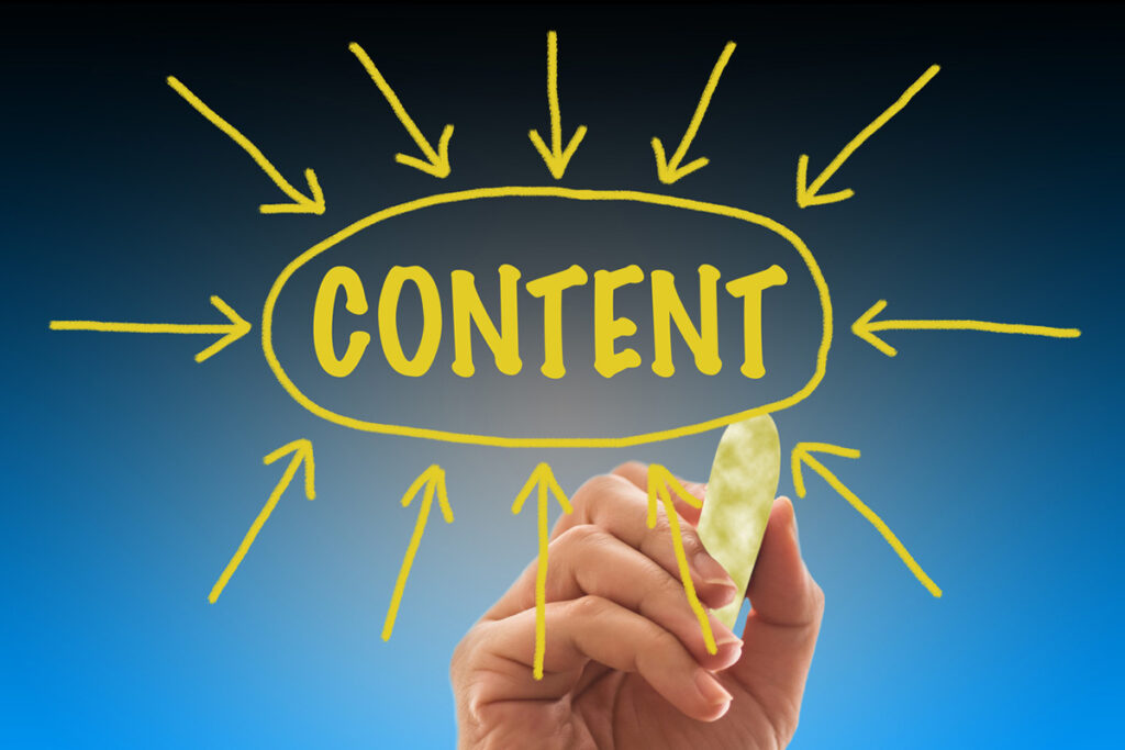 Creating Meaning in Content Development