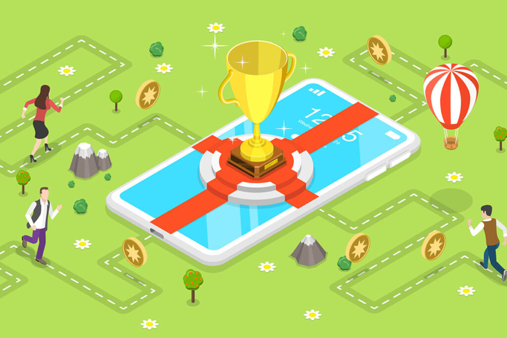 Gamification Learning Strategy
