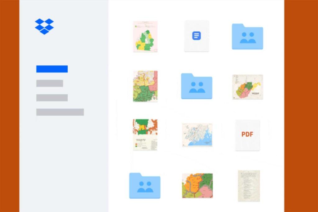 Dropbox learning strategy