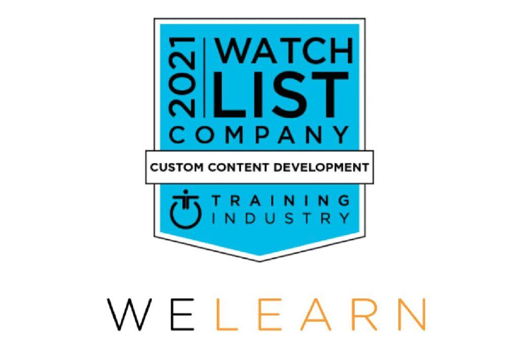 Content Development Watchlist