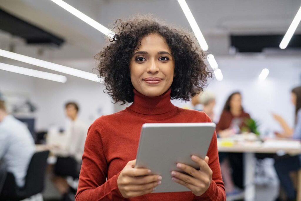 Covid women workplace development