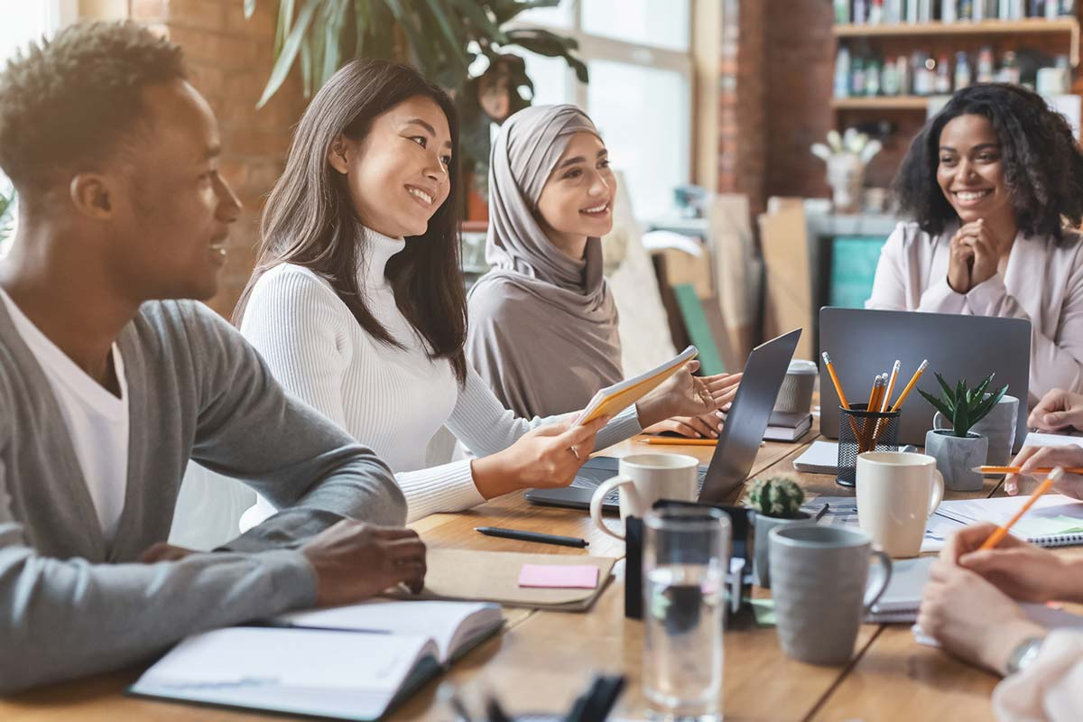 Taking the unconventional route to diversity workforce development