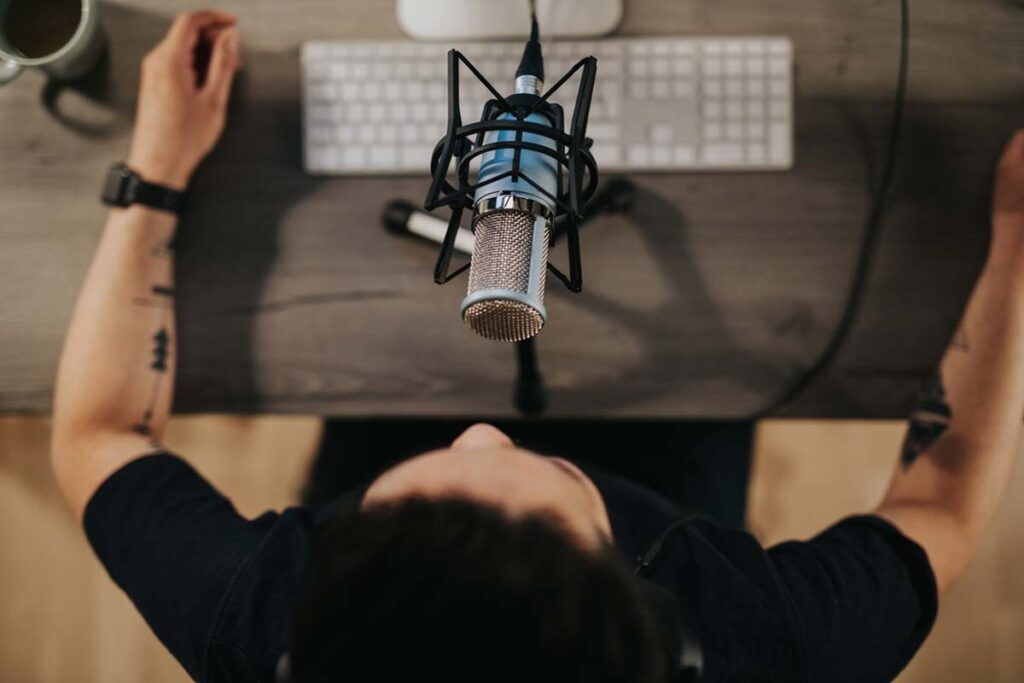 Incorporate Podcast into Your Business Content Development